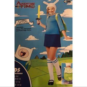 Fionna Adventure Time Costume